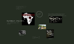 Invisible Children- Cat Steinbach- Block 2