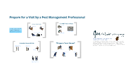 Prepare for a Visit by a Pest Managment Professional