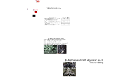 Day 122b - Evolution via Natural Selection (Lab - moth)