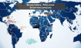 Relaciones públicas internacionales
