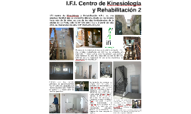 I.F.I. Centro de Kinesiología