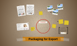 Packaging for Export Spanish