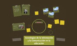 Tecnologías de la Comunicación y la Información