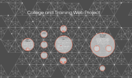 College and Training Web Project