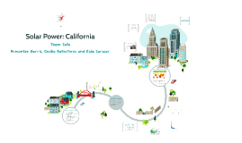 Solar Power: California