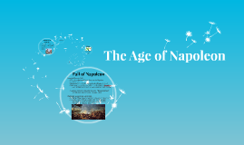AP EURO - The Age of Napoleon