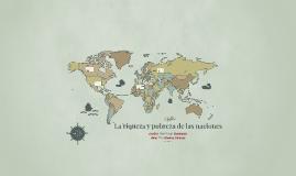 La riqueza y pobreza de las naciones