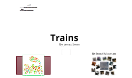 Trains by James Swan