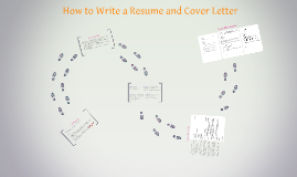 How to write a cover letter