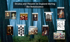 Copy of Drama and Theater in England during the Renaissance