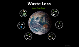 Waste Less for UWCU - 2015