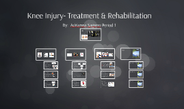 Knee Injury- Treatment & Rehabilitation