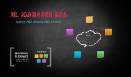 JR. MANAGER RSA