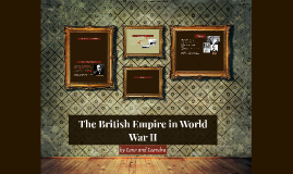 The British Empire in World War II
