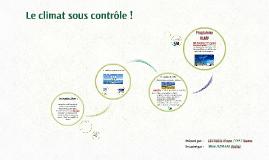 Copy of Le climat social