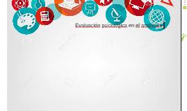 Evaluación psicológica en el ambiente educativo