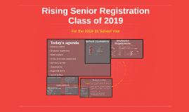Copy of Rising 12th Grade Registration Presentation-Class of 2018