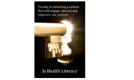 Health Literacy Presentation