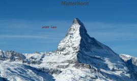 Copy of Matterhorn spreekbeurt jasper