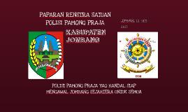 PAPARAN RENSTRA