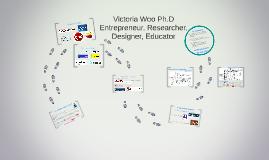 Vic - PhD, Entrepreneur, Designer, Educator & Researcher