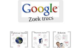 oud Google Zoek trucs IC Kampen 10022016
