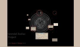 Grendel Zodiac Sign Project