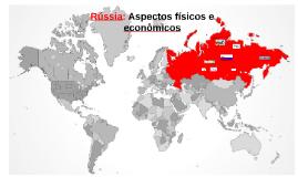 Aspectos da Rússia
