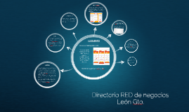 Sitio WEB de la RED de negoicos