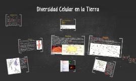 Diversidad Celular en la Tierra