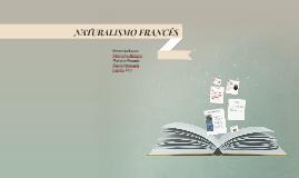 NATURALISMO FRANCÉS