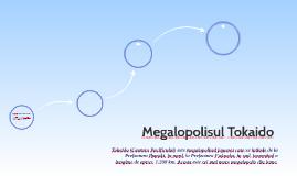 Megapolisul Tokaido
