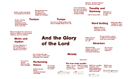 Copy of Glory of the lord