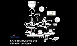 KNJ 6023 : Dynamic and Vibration problems