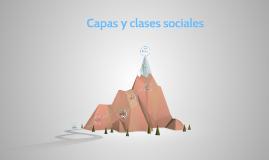 Copy of Capas y clases sociales