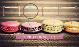 CONFECCION DE ROPA