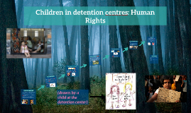 Children in detention centres