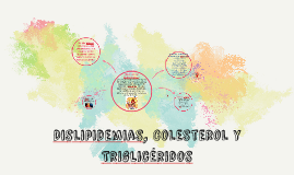 Dislipidemias, Colesterol y Triglicéridos