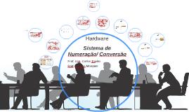 Sistema de Numeração/ Conversão
