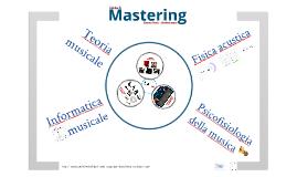 Mastering - Lez. 1 - Introduzione