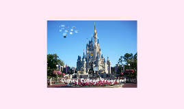 The Disney College Program