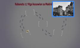 Kabanata 17 Mga kasawian sa Madrid