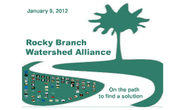 Copy of Rocky Branch Watershed Alliance