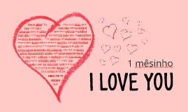 Copy of I LOVE YOU