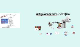 Artigo acadêmico-científico