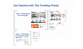 Get Started with The Funding Portal