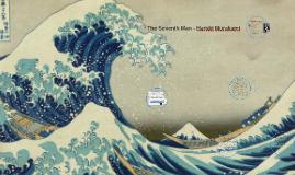Copy of The Seventh Man -Haruki Murakami