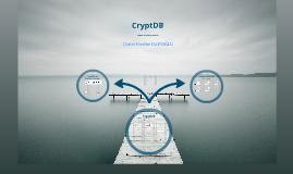 CryptDB Part1