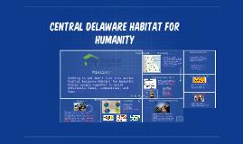central Delaware Habitat for humanity