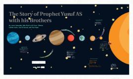 Prophet Yusuf Presentation